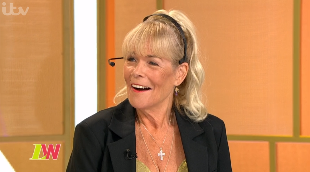 Loose Women's Linda Robson shows off weight loss in Madonna costume