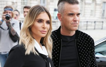 Ayda and Robbie Williams, The X Factor 2018 - Press Conference To Annouce New Judges