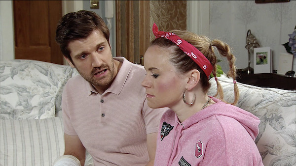 Coronation Street's Henry Newton actor George Banks and wife welcome baby
