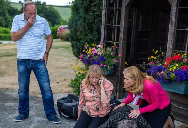 Emmerdale SPOILER: Rodney dies? | Entertainment Daily