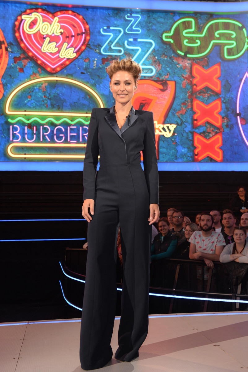 Emma Willis at CBB launch 2018