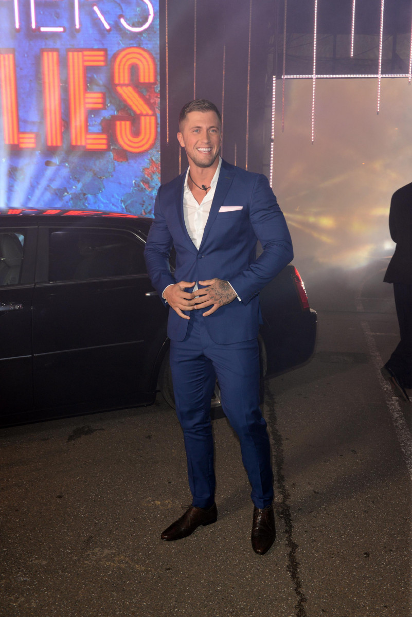 Dan Osborne enters CBB