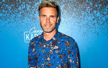 Gary Barlow attends 'Carpool Karaoke: The Series' On Apple Music Launch Party