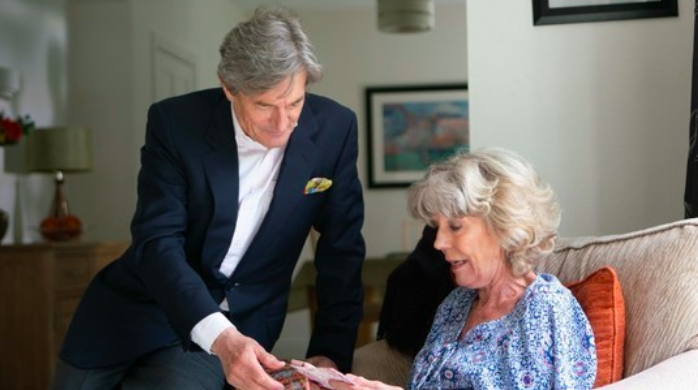 Coronation Street SPOILER: Dementia fears for Audrey Roberts