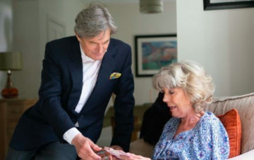 Coronation Street's Platt family destroyed by Audrey Roberts' romance with conman Lewis Archer