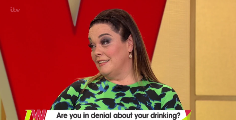 Lisa Riley on LW