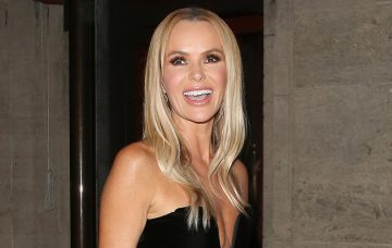 Amanda Holden, Britains Got Talent Judges Arrive At The After Party In London