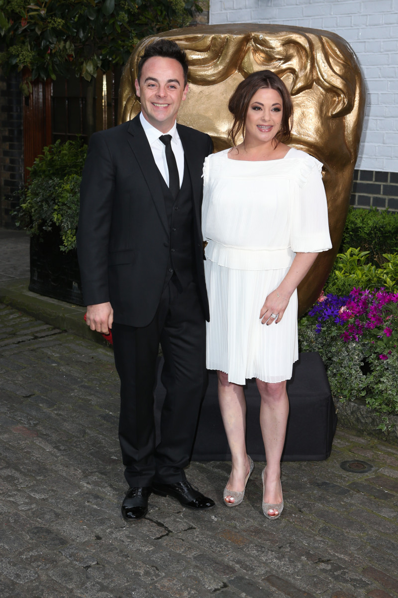 Ant McPartlin and Lisa Armstrong, Guest attend British Academy Television Craft Awards 2015 at the Brewery, London