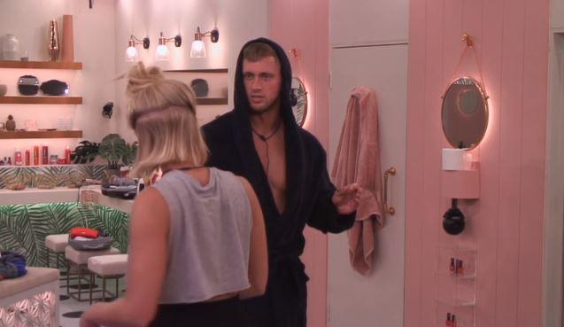 CBB's Gabby talks to Natalie