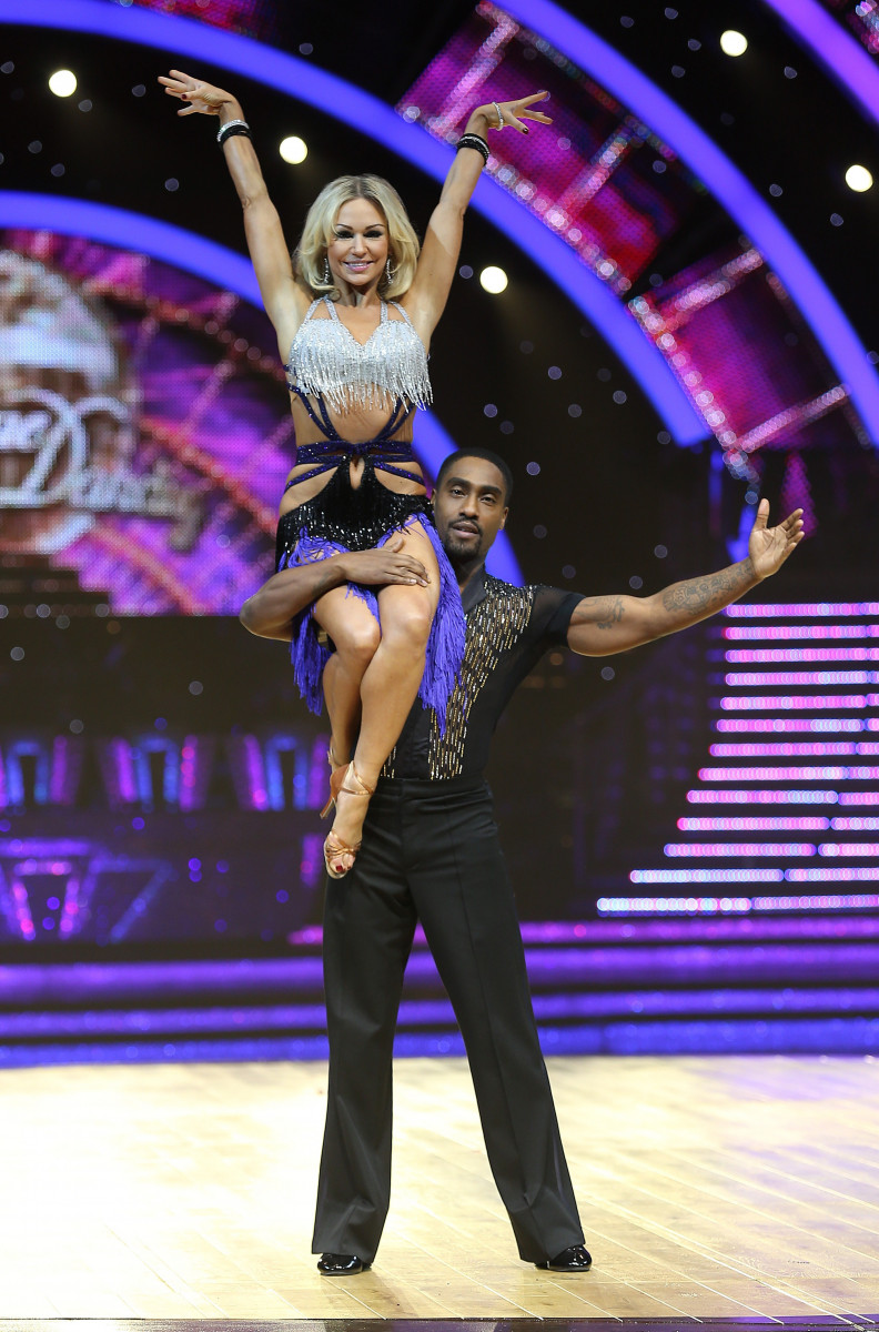 Strictly Come Dancing Tour Stars Attend Photocall In Birmingham