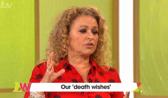Loose Women discuss their 'death wishes'