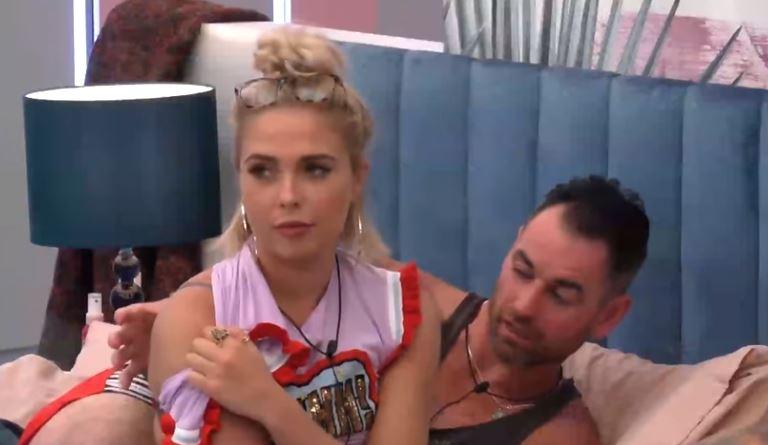 CBB: Gabby talks to Ben and Dan