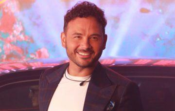 Ryan Thomas, Celebrity Big Brother 2018 Launch Night Elstree Studios