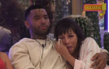 CBB's Psychic Sally gives Roxanne Pallett a reading