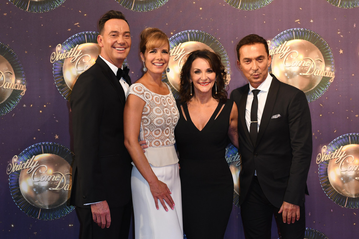 Strictly judges, Strictly Come Dancing 2017 Live Launch