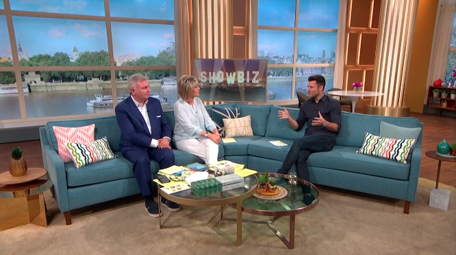 Mark Wright on This Morning