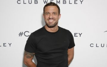 Jamie Lomas, Stars At Club Wembley Before Much Anticipated FA Cup Final Between Chelsea And Manchester United
