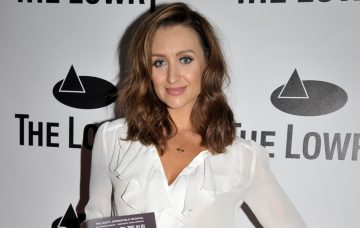 Catherine Tyldesley arrives At The Dusty Springfield Press Night In Manchester