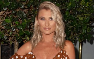 Billie Faiers KISS Nails and Lashes Launch at the Marylebone Hotel, London