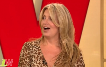 Penny Lancaster on LW