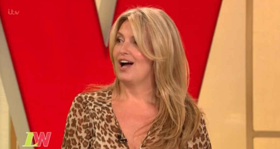 Penny Lancaster apologises after wrongly claiming legendary singer is dead