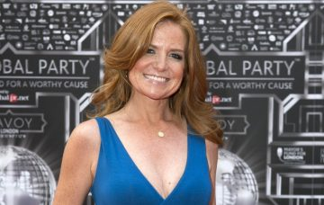 Patsy Palmer attends The Global Party London launch
