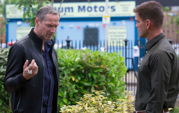 EastEnders SPOILER: First look at villain Ray Kelly as he confronts Jack Branning in Walford