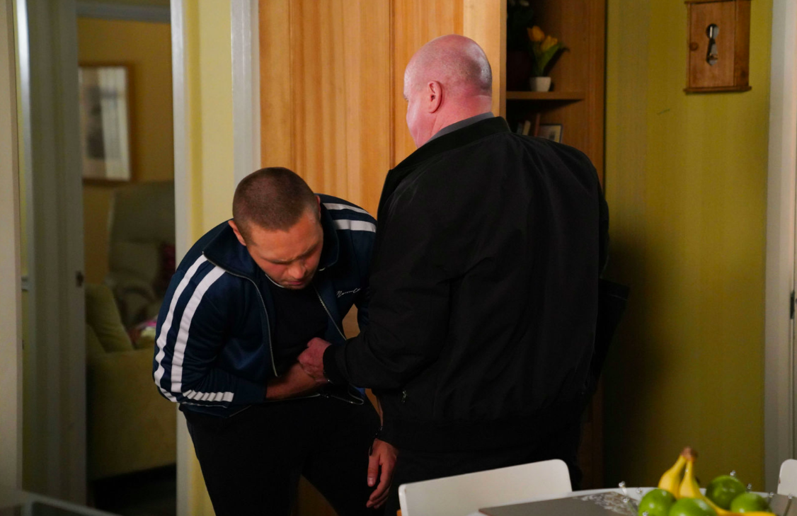 EastEnders SPOILER: Phil Mitchell viciously attacks Keanu Taylor after discovering Sharon secret