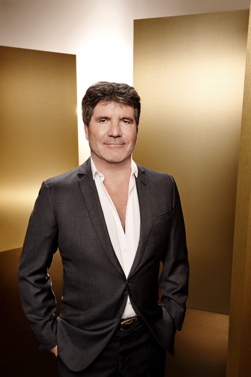 X Factor Judges 2018 - Simon Cowell, Louis Tomlinson, Ayda Field and Robbie Williams
