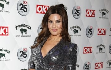 Rebekah Vardy, Stars At OK Magazines 25th Anniversary Party In London