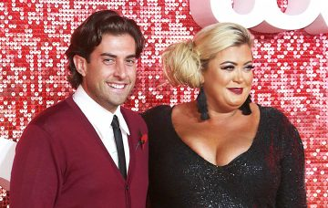 Gemma Collins and Arg, The ITV Gala 2017