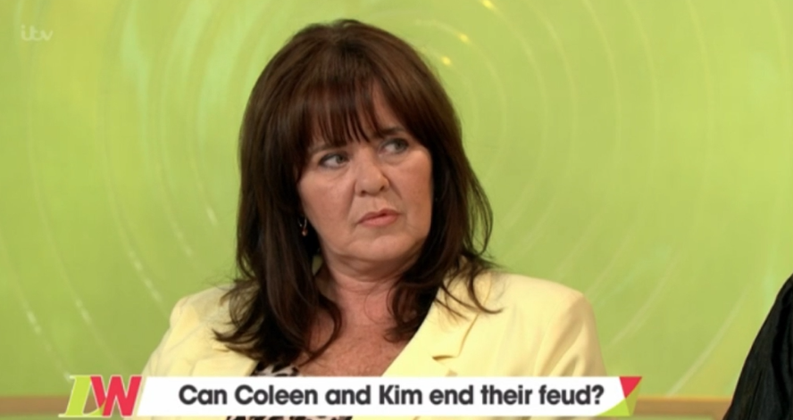 Coleen Nolan on LW