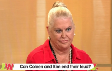 Kim Woodburn on LW