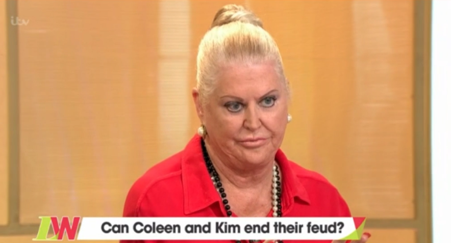 Kim Woodburn sinks teeth into new role after Coleen Nolan row