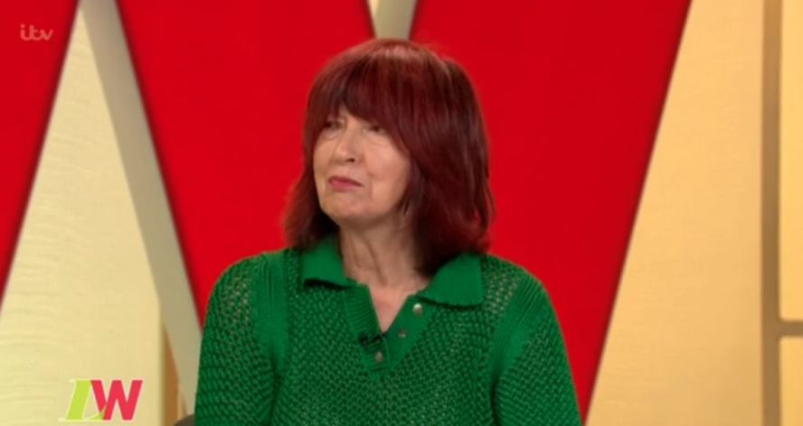 Janet Street Porter gives update on knee weeks after surgery
