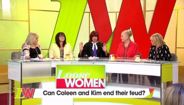 Ofcom complaints over Coleen Nolan and Kim Woodburn clash pass 7,000
