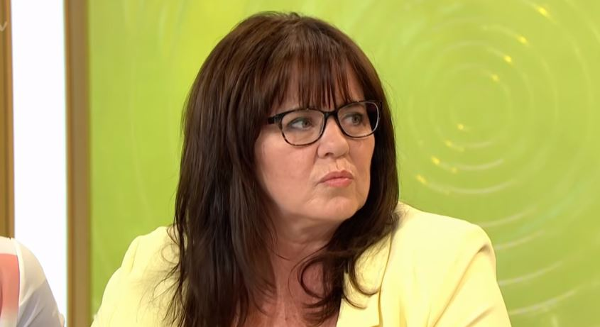 Trolls wished cancer on Coleen Nolan
