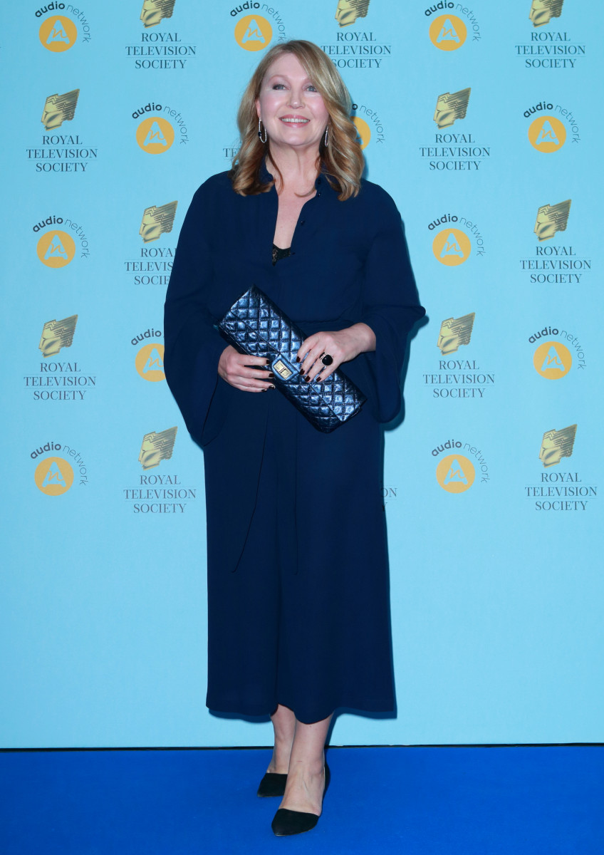 Kirsty Young, RTS Awards 2018