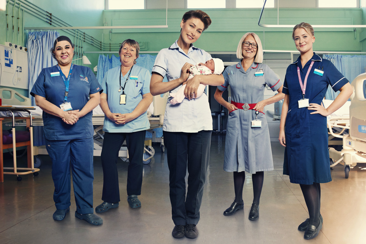 Emma Willis Delivering Babies