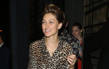 Emma Willis, ITV's summer party at Nobu in Shoreditch