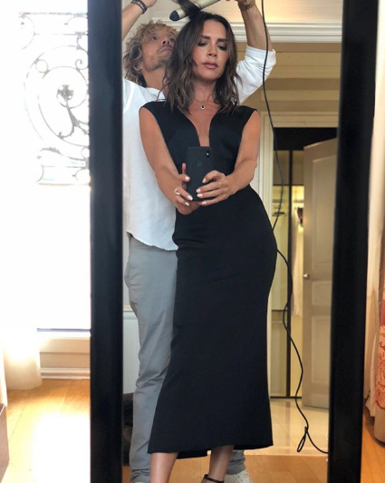 Victoria Beckham on Instagram