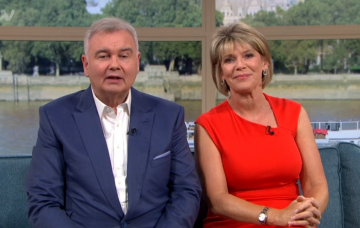 Eamonn and Ruth on This Morning
