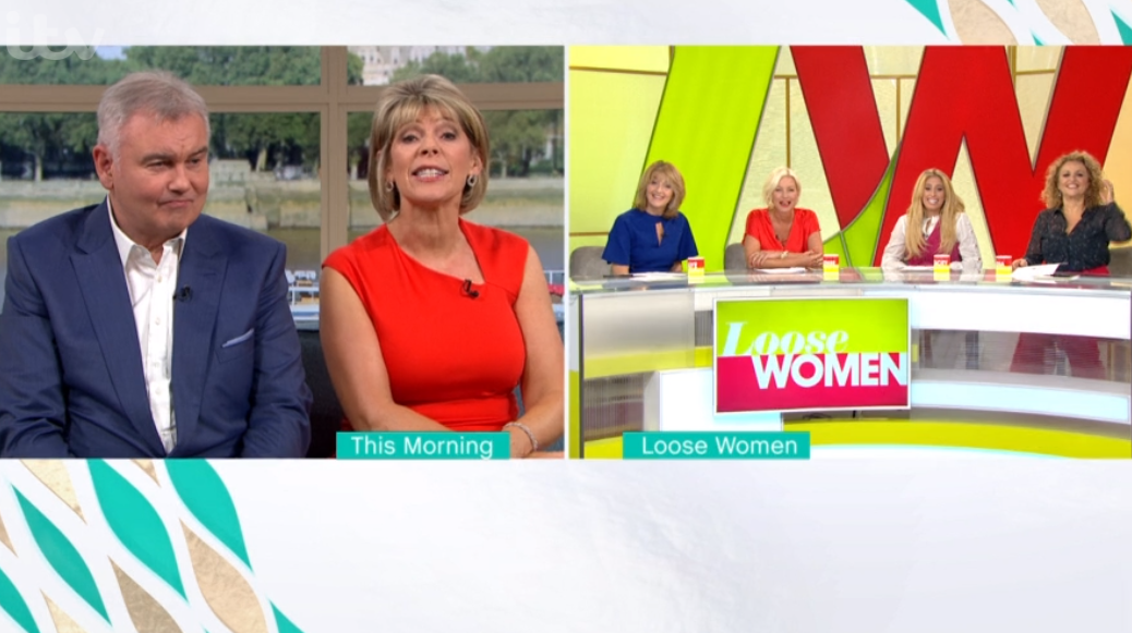 This Morning's Eamonn and Ruth and Loos