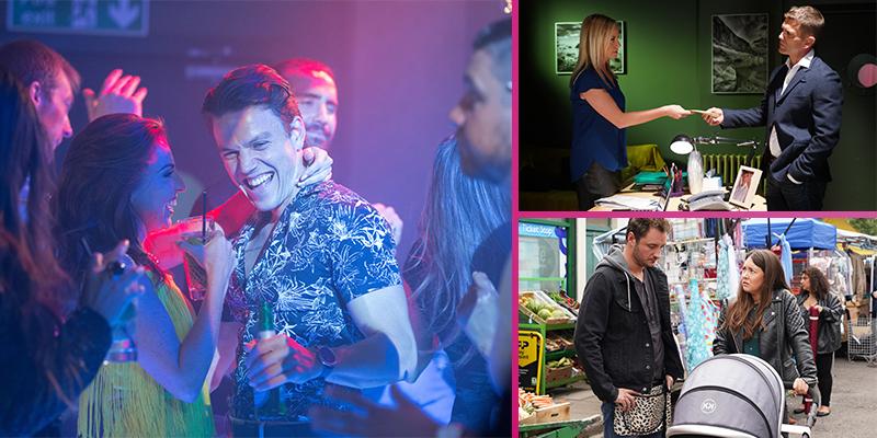 FIRST LOOK: Next week's EastEnders in 10 pics