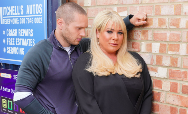 EastEnders fans don't think Phil will ever find out about Sharon and Keanu's affair