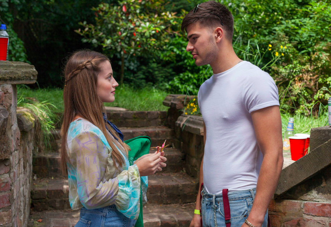 Hollyoaks blunder as Romeo Quinn ages two years in weeks