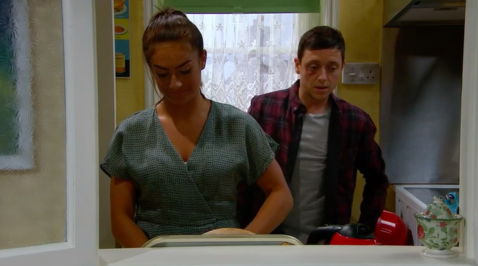 Emmerdale's Jessie Grant's son Ellis makes violent debut as she panics he will expose her family secret