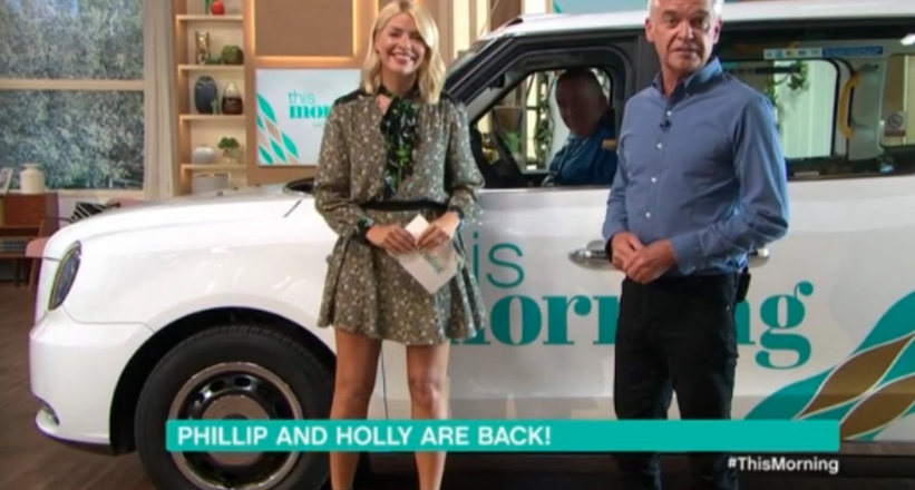 Holly W and Phillip S return to TM