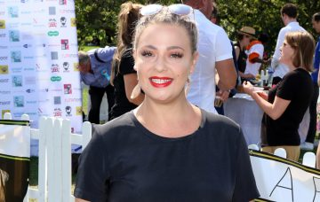 Lisa Armstrong at PupAid 2018