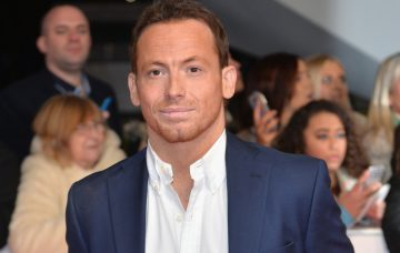 Joe Swash attends the 21st National Television Awards at The O2 Arena on January 20, 2016 in London, England. (Photo by Anthony Harvey/Getty Images)
